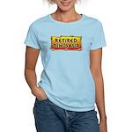 Retired Dinosaur Women's Light T-Shirt