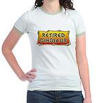 Retired Dinosaur Jr. Ringer T-Shirt