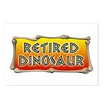 Retired Dinosaur Postcards (Package of 8)