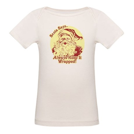 Always Keep It Wrapped Organic Baby T-Shirt