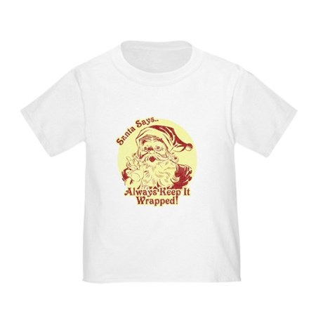 Always Keep It Wrapped Toddler T-Shirt