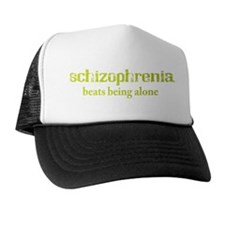 Schizophrenia Trucker Hat