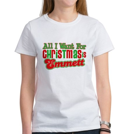 Christmas Emmett Women's T-Shirt