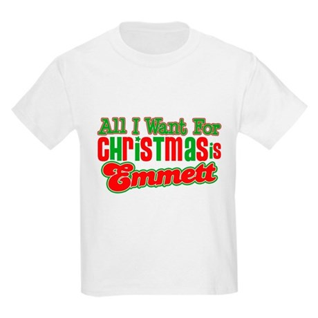 Christmas Emmett Kids Light T-Shirt