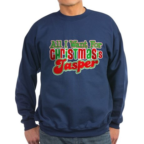Christmas Jasper Sweatshirt (dark)