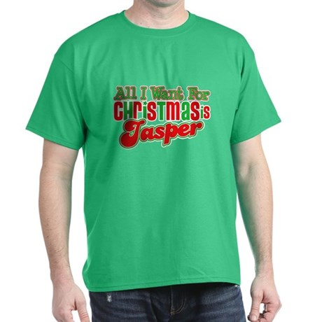 Christmas Jasper Dark T-Shirt