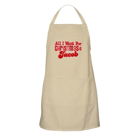 Christmas Jacob Apron