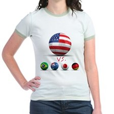 USA vs The World T