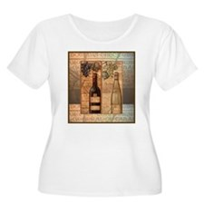 Unique Wine tasting T-Shirt