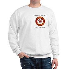 Duck Hill Court #075 Sweatshirt