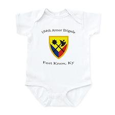 194th AR BDE Infant Bodysuit