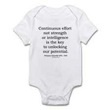 Winston Churchill 23 Infant Bodysuit