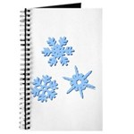 3-D Snowflakes Journal