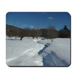 Winter Creek Mousepad