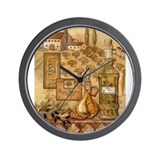 Cute Italian kitchen Wall Clock