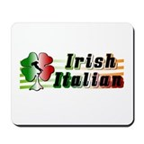 Irish Italian Mousepad