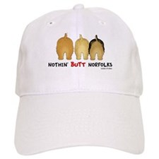 Nothin' Butt Norfolks Baseball Cap