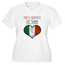 Italy's Greatest Nonna T-Shirt