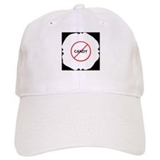 No Candy Baseball Cap