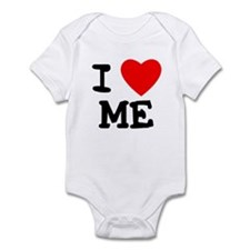 I Love Me Infant Bodysuit