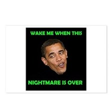 WHAT A NIGHTMARE Postcards (Package of 8)