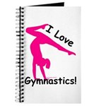 Gymnastics Journal - Love