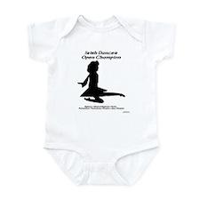 Girl Open Champ - Infant Bodysuit