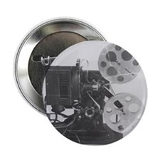 35mm Movie Projector Button