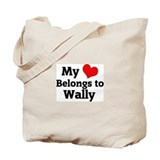 My Heart: Wally Tote Bag