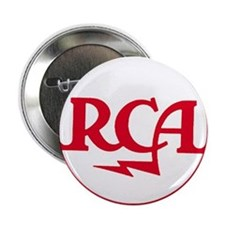 "RCA meatball 2.25"" Button"