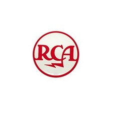 RCA meatball Mini Button (100 pack)