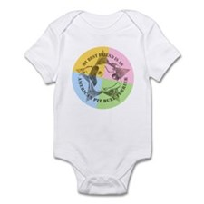 My Best Friend (Color) Infant Bodysuit