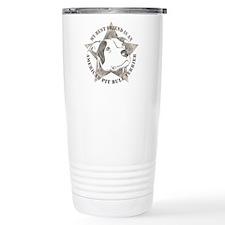 My Best Friend Ceramic Travel Mug