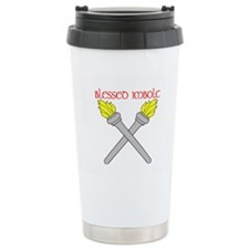 BLESSED IMBOLC Ceramic Travel Mug