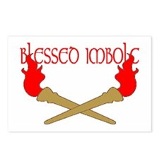 BLESSED IMBOLC Postcards (Package of 8)