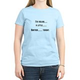 Shatner speak T-Shirt