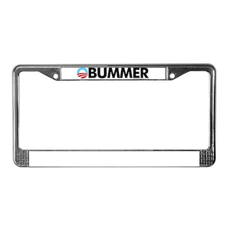 OBummer 2 License Plate Frame