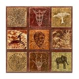 Cute Heritage Tile Coaster