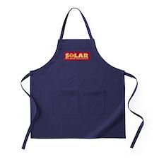 Solar - No War Required Apron (dark)