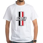 Cars 2009 White T-Shirt
