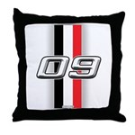 Cars 2009 Throw Pillow
