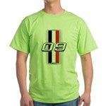 Cars 2009 Green T-Shirt