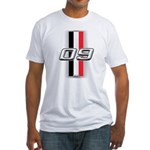 Cars 2009 Fitted T-Shirt