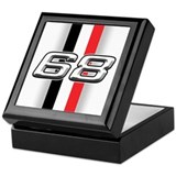 Cars 68 Keepsake Box