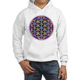 Flower of Life Jumper Hoody