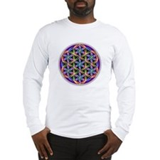 Flower of Life Long Sleeve T-Shirt