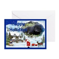 Bearcat Greeting Cards (Pk of 20)