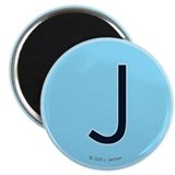 "Lowercase 2.25"" Magnet (10 pack)"