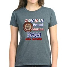 Oohrah Proud Mom Tee