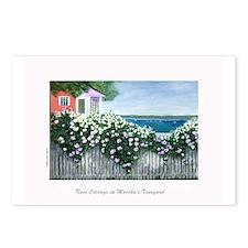Martha's Vineyard Postcards (Package of 8)